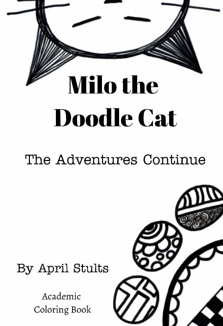 View Milo the Doodle Cat The Adventures Continue by April Stults