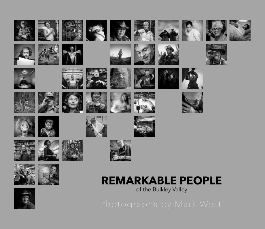 View Remarkable People by Mark West