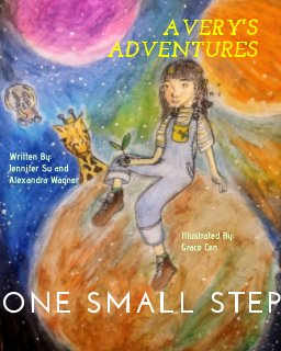 Avery's Adventures: One Small Step book cover