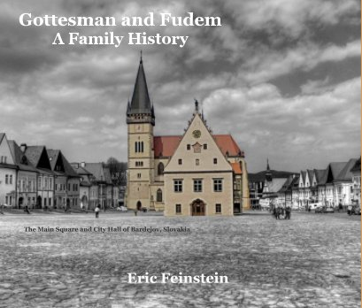 Gottesman and Fudem A Family History book cover