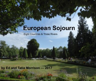 European Sojourn book cover