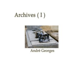 Archives1 book cover