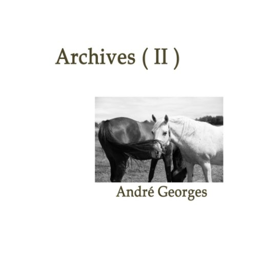 Bekijk Archives2 op André Georges