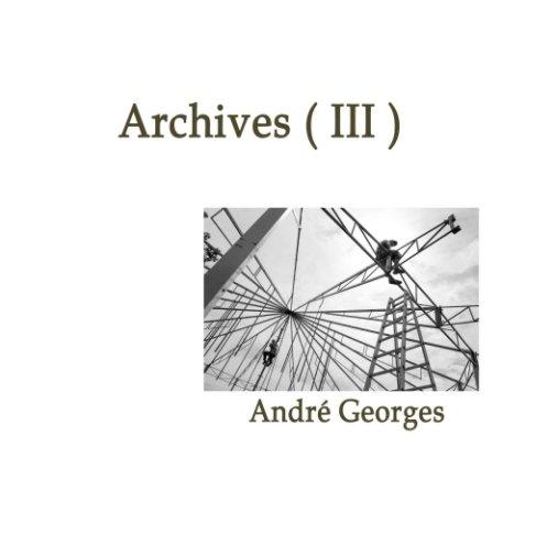 Bekijk Archives3 op André Georges