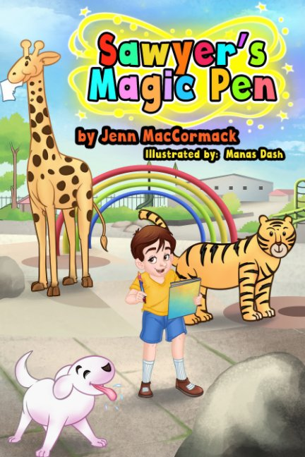 View The Golden Pen by Jenn MacCormack