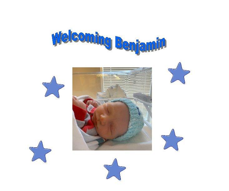 View Welcoming Benjamin by Bernie Schonbacher
