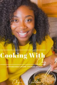 Cooking with Chy book cover