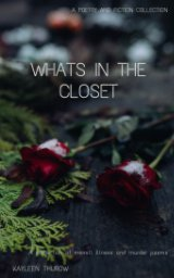 Whats in the closet book cover