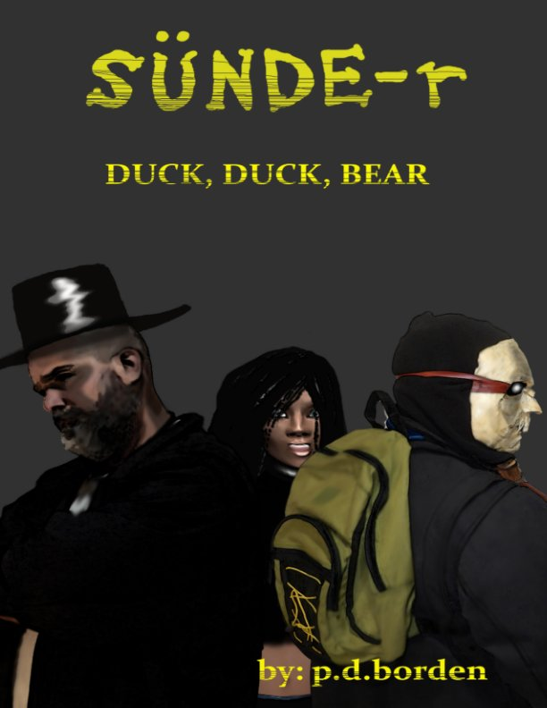 View Sunde-r Episode 3 by Patrick Donald Borden