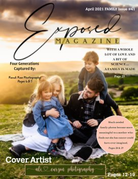 April 2021 Family Issue #41 book cover
