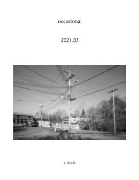 2021.03occasional book cover