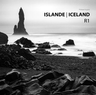 Iceland | Islande - Hardcover Dust Jacket 30cmx30cm book cover