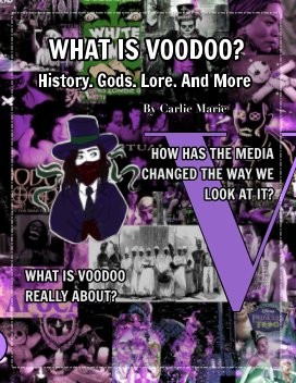 What Is Voodoo book cover
