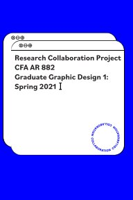Grad 1 Spring 2021 Research book cover