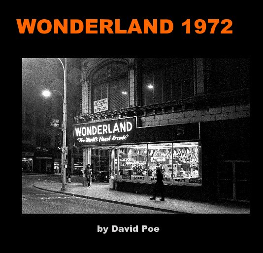 View Wonderland 1972 by David Poe