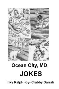 Ocean City, MD. Jokes book cover