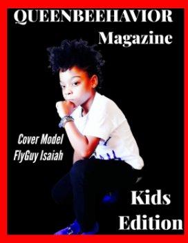 QueenBeehaviour Kids book cover