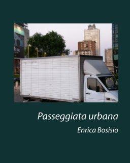 Passeggiata urbana book cover