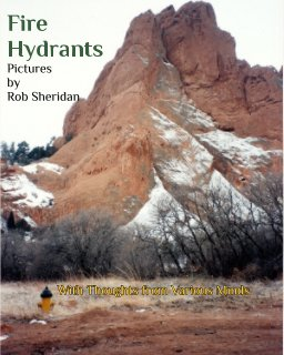Fire Hydrants: Pictures by Rob Sheridan book cover