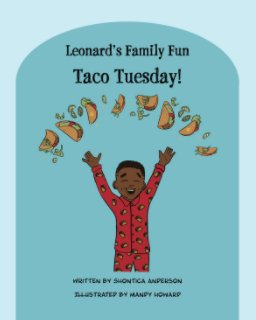 Leonard's Family Fun Taco Tuesday! book cover