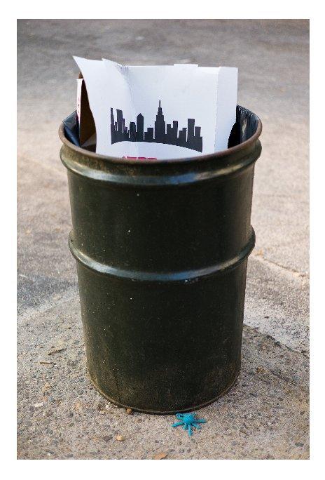 Ver Garbage (NYC) por John Gellings