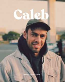 Memories of Caleb book cover