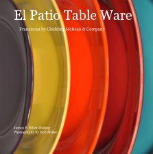 El Patio Table Ware book cover