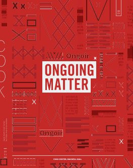 Ongoing Matter book cover