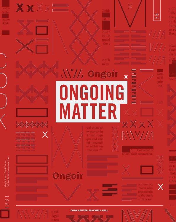 Ver Ongoing Matter por Sarah E. Martin, Anne H. Berry