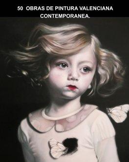 50 obras de pintura valenciana contemporanea book cover