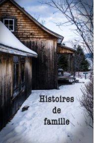 Histoires de famille book cover