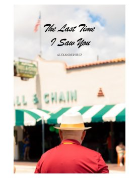 The Last Time I Saw You book cover