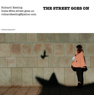 The street goes on book cover