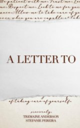 A Letter To.. book cover