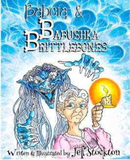 Babcia and Babushka Brittlebones book cover