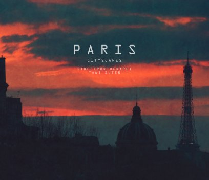 Paris book cover