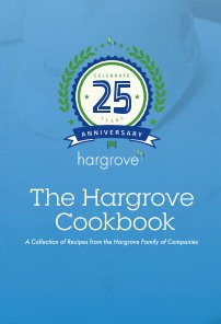 Hargrove Cookbook (Hardcover) book cover