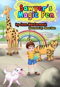 Sawyer's Golden Pen book cover