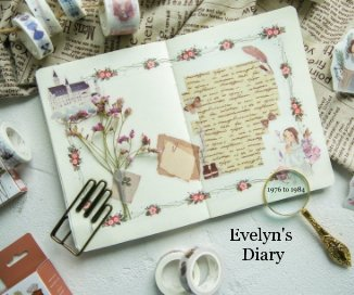 Evelyn's Diary book cover