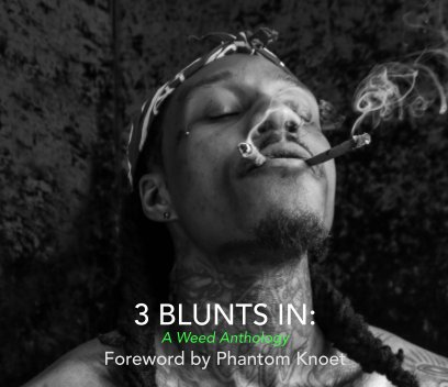 3 Blunts In book cover