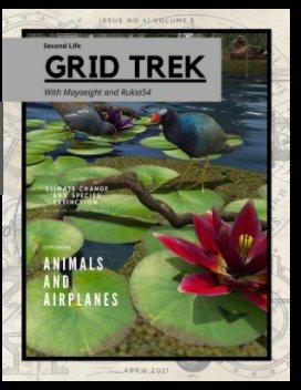 Grid Trek Magazine April 2021 Issue 4 book cover