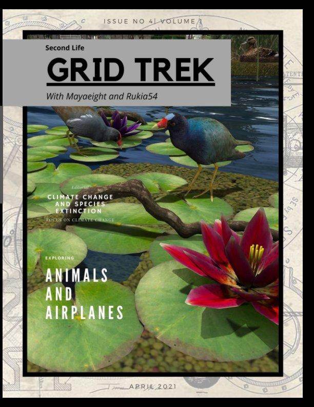 View Grid Trek Magazine April 2021 Issue 4 by Mayaeight, Rukia54