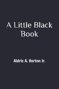 A Little Black Book book cover