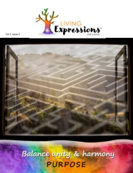 Living Expressions Vol 2 issue 2 book cover