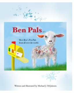 Ben Pals (Blurb 2.0) book cover
