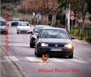 Fotografia de carrer book cover