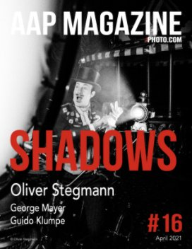 AAP Magazine#16 Shadows book cover