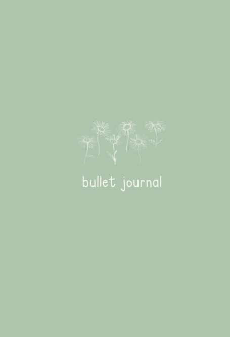 View Sage Green Bullet Journal by Ashley Elaine
