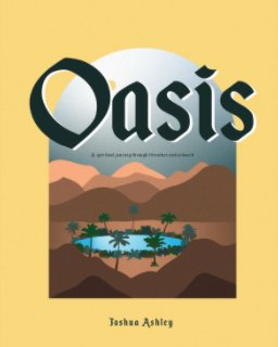 Oasis book cover
