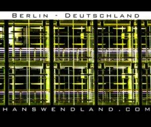 Berlin Deutschland book cover